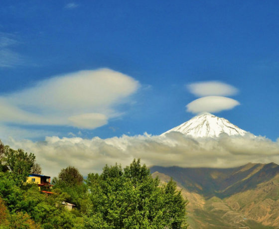 Mount Damavand Expedition