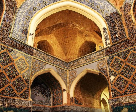 iran tabriz tours in depth